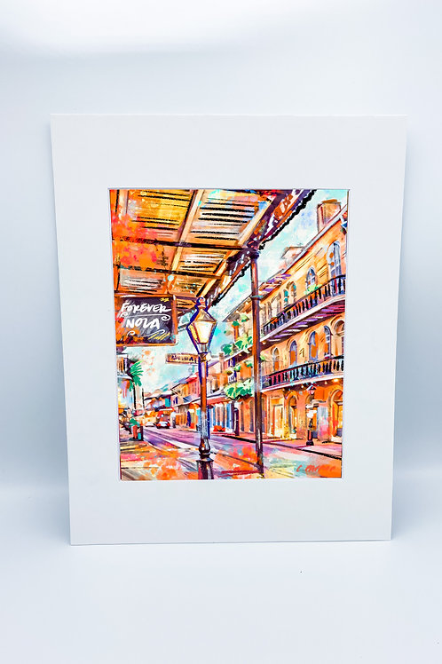 5 x 7 inch Forever New Orleans