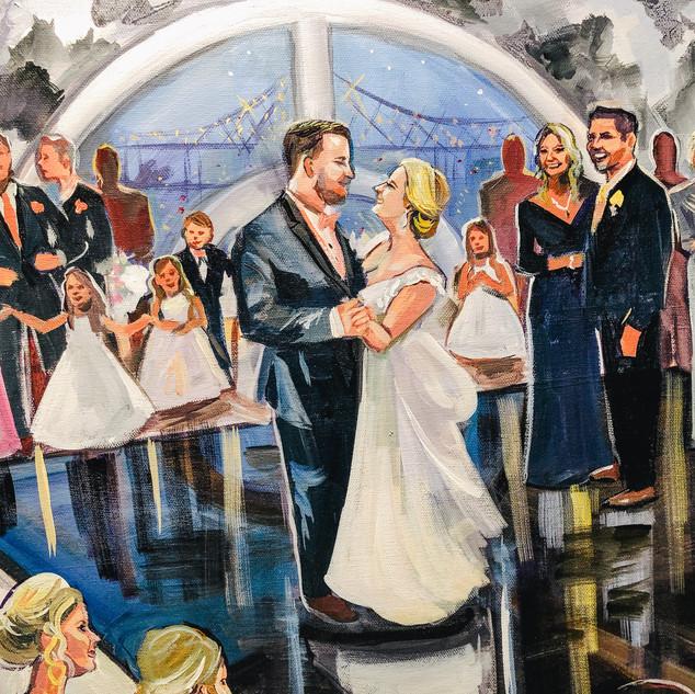WEDDING PAINTER FLORIDA