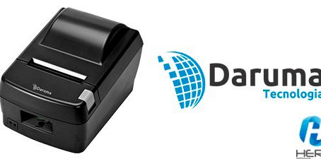 Impressora Não Fiscais: Manual de Instalação Daruma DR800 USB