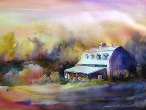 Pam England Artist Landscapes