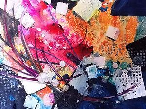 Pam England Artist Abstract