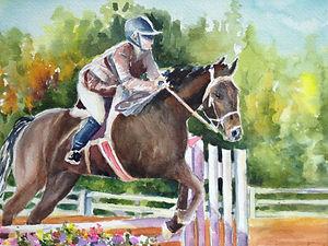 Pam England Artist Animals