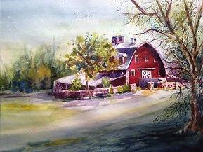 Pam England Artist Commission Work