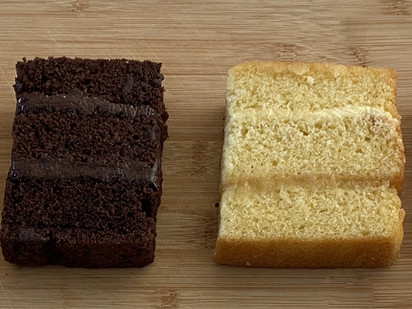 What is the best cake flavour? The Top 5 Cake Flavours at Primrose Cakes...