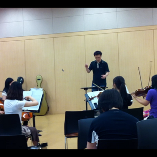 Shawn Choi (Seung-hyun Choi) on Rehersin