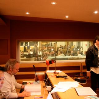 Shawn Choi Czech TV Recording Studio