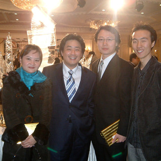 Three Composer's of Oldboy and the Director Chan-Wook Park