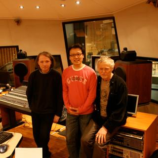 Composer Shawn Choi, Engineer Jan Kotzman, Cenda Kotzman