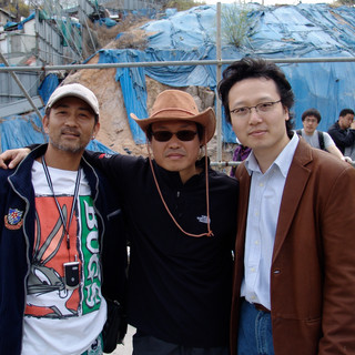 with director Kwak Jae Yong .JPG