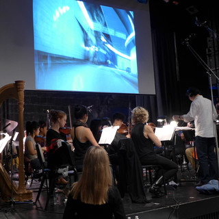 Shawn Choi on Conducting