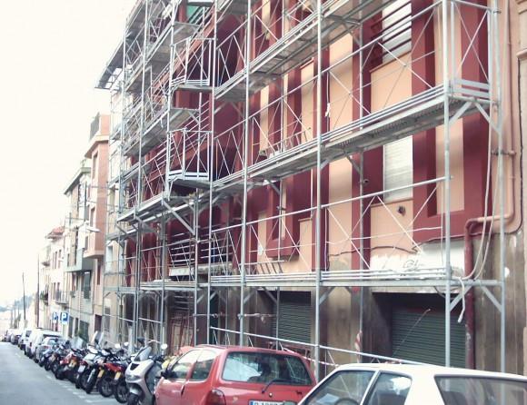 Santa Coloma de Gramenet inverteix 1,8 MEUR en la rehabilitació de 360 pisos del barri del Fondo