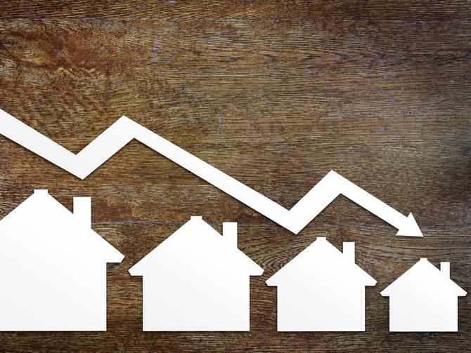 La vivienda de segunda mano cae un 44,5% desde 2007