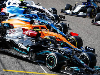 Ranking the 2021 F1 Liveries