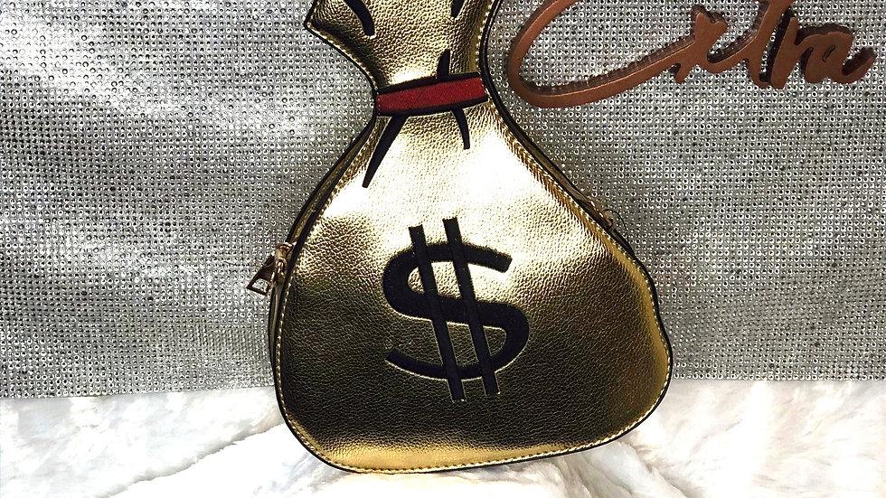 """""""Money Bags""""Shoulder Bag"""