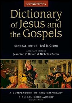 Dictionary of Jesus