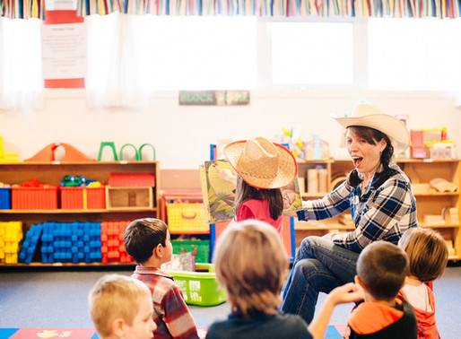 Rodeo Days at Preschool