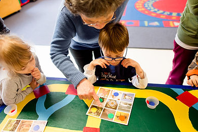RPCP Circle Time activity