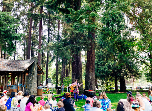 Fun Summer Events with Redmond Cooperative Preschool: Party in the Park, Derby Days and an Open Hous