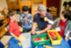 RPCP Playroom during Activity Time