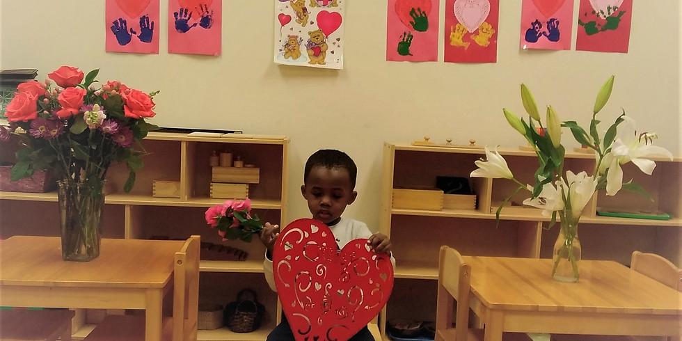 Valentine's Day! Primary Room!