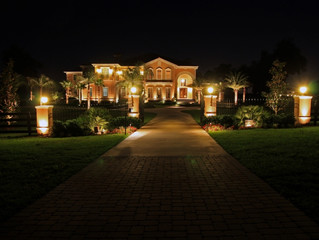 Illuminate Your Yard With Landscape Lighting