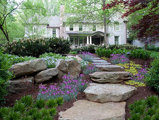 How Natural Stone Can Accent Your Landscaping
