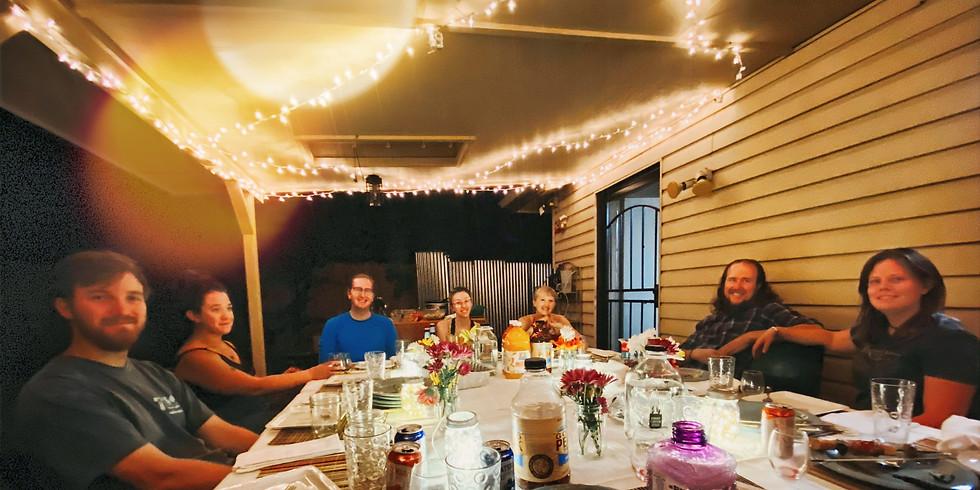 July Backyard Gathering