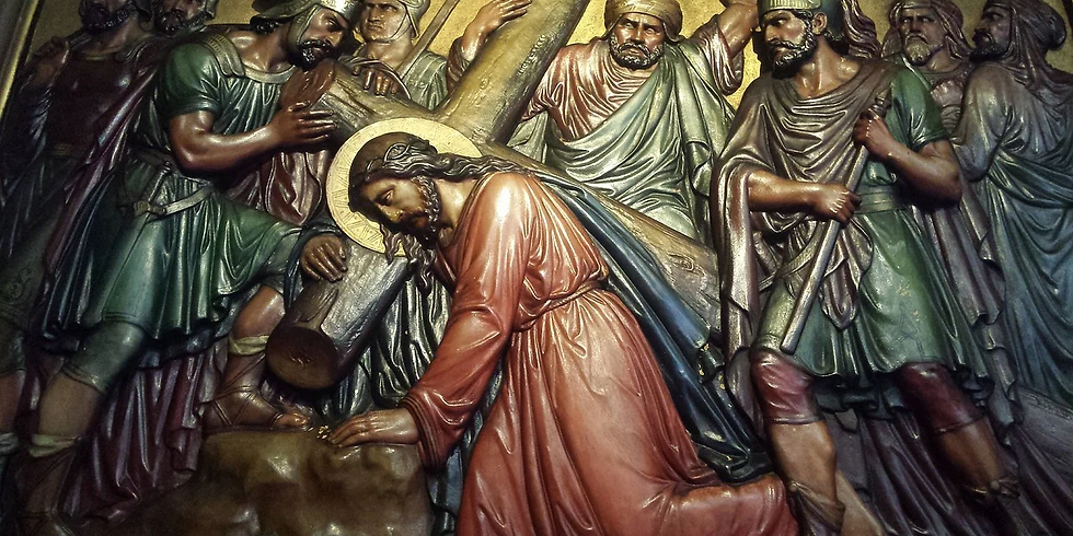 IN PERSON Stations of the Cross