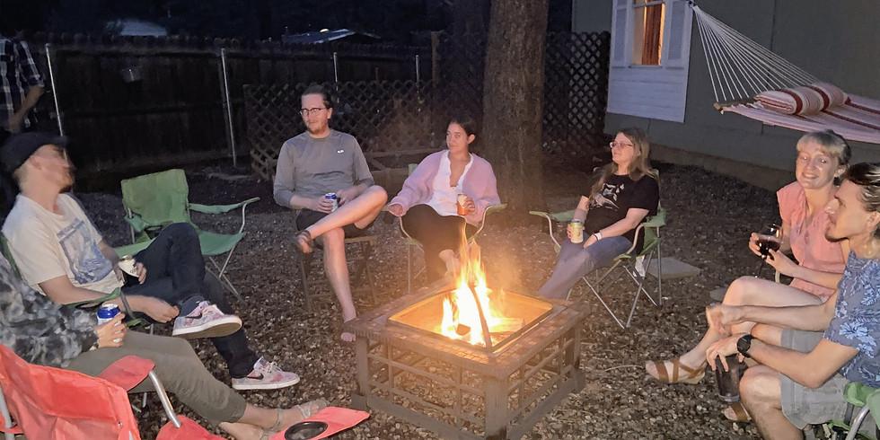 October Backyard Gathering