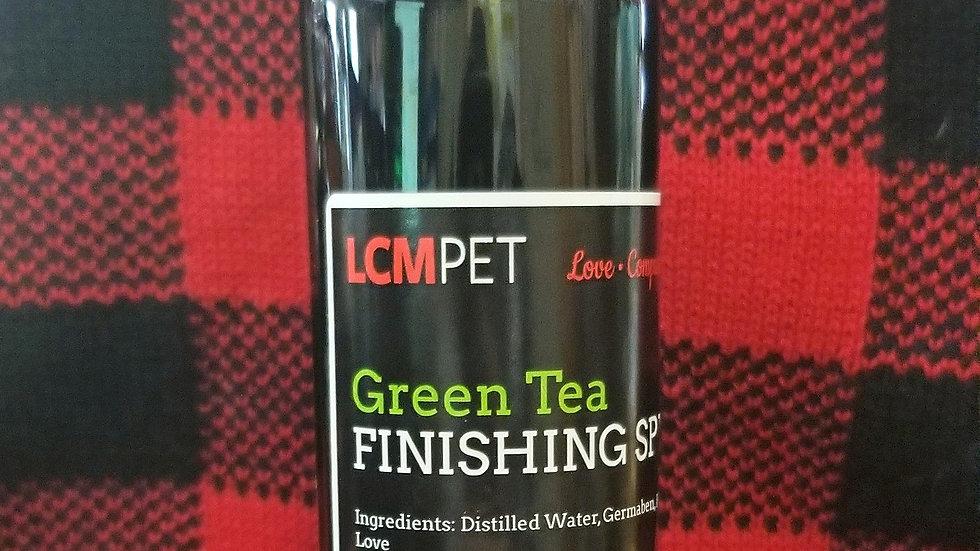 Green Tea Finishing Mist 4oz