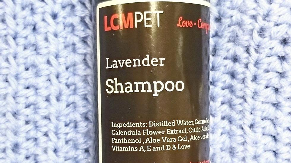 Lavender Shampoo 8 oz