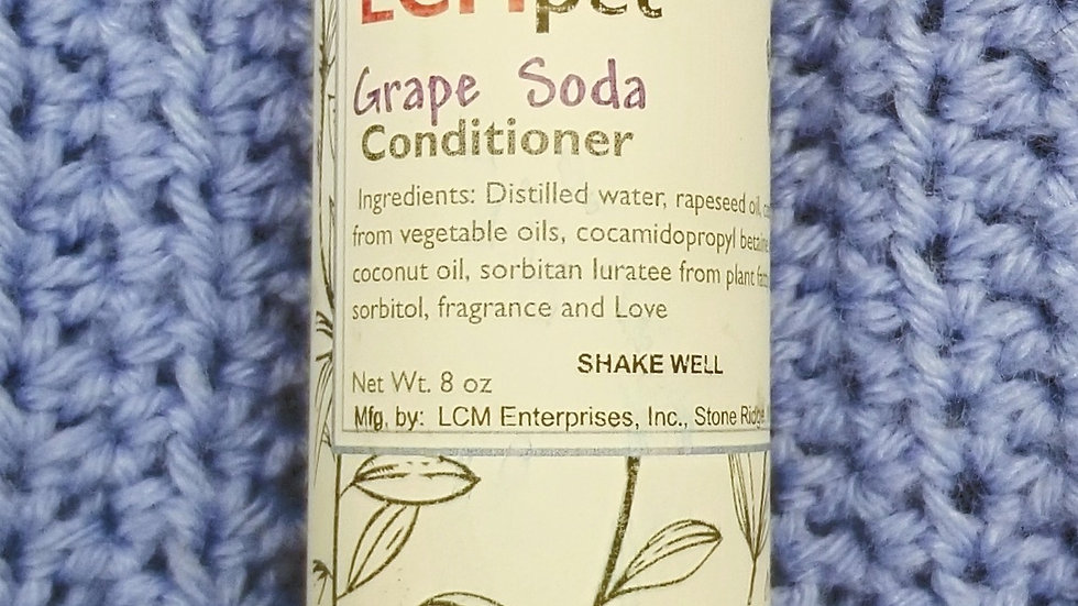 Grape Soda Conditioner