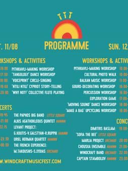 WMF5 Programme