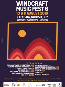 WMF6 Poster