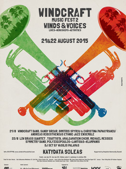 WMF2 Poster by Milky Crafts