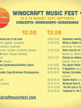 WMF4 Programme