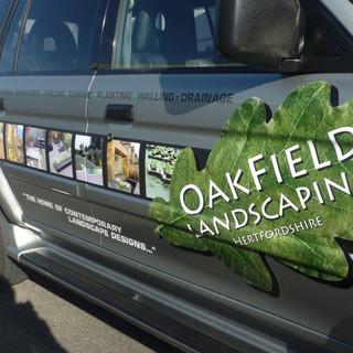Vehicle Signs -  Oakfield.JPG