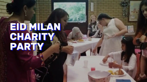 Eid Milan Charity Party