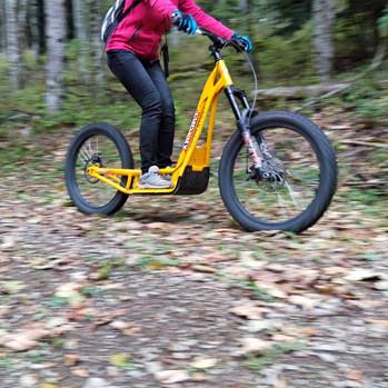 Trottinette de descente / Down hill scooter
