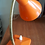 Thumbnail: Lampe orange