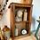 Thumbnail: Vitrine ancienne en bois