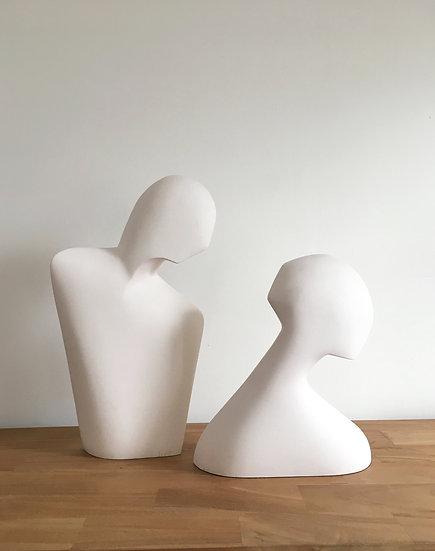 Duo de bustes