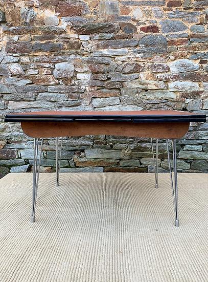 Table à manger vintage - SIF 1968