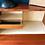 Thumbnail: Secrétaire en bois laqué