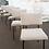 Thumbnail: Suite de 5 chaises Gérard Guermonprez