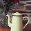 Thumbnail: Cafetière en tôle émaillé