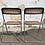 Thumbnail: Paire de chaises cannées