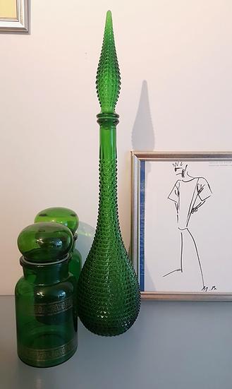 Carafe Empoli en verre