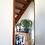 Thumbnail: Miroir en teck