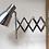 Thumbnail: Applique murale à ciseaux